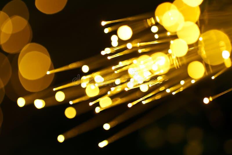 абстрактное оптическое волокно предпосылки стоковая фотография