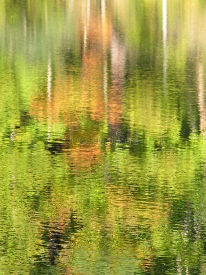 абстрактное отражение стоковые изображения