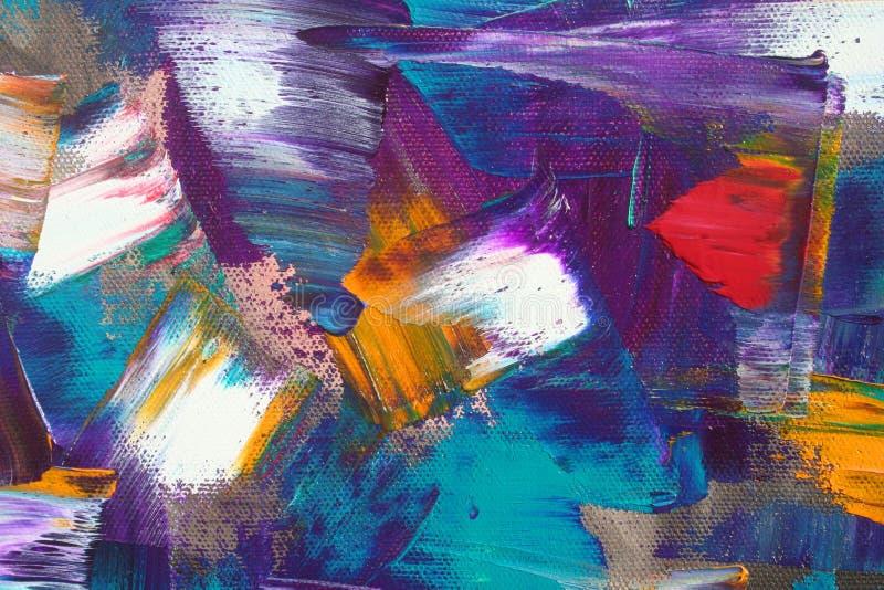 Абстрактное произведение искысства как предпосылка стоковое изображение rf