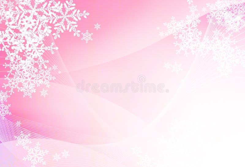 абстрактное рождество предпосылки иллюстрация штока