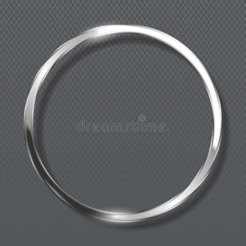 Кольцо круглое металлическое купить черную ткань в горох