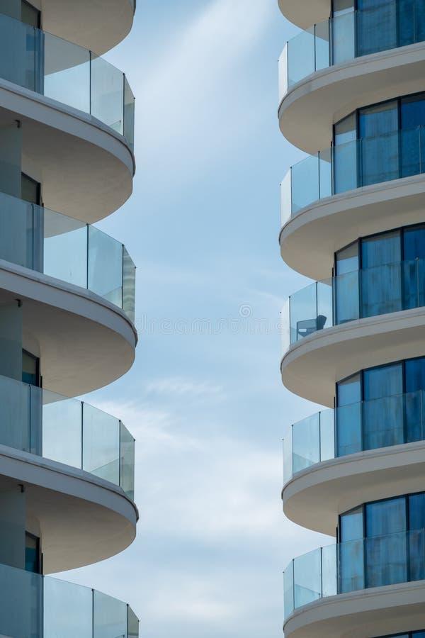 Абстрактное фото архитектуры стоковое изображение