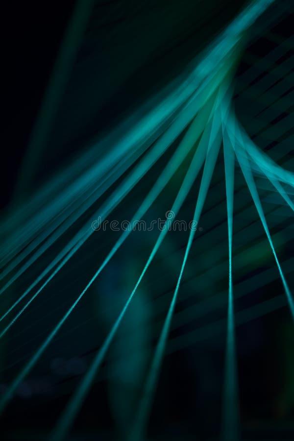 Абстрактное фото потоков или строк стоковые фото