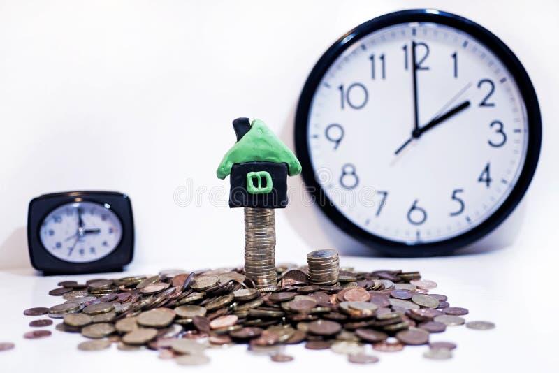 Абстрактное фото рынка недвижимости стоковая фотография rf