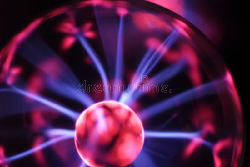 Абстрактное фото электрических волн стоковые фотографии rf