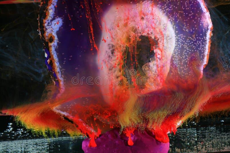 абстрактное цветастое стоковые изображения rf