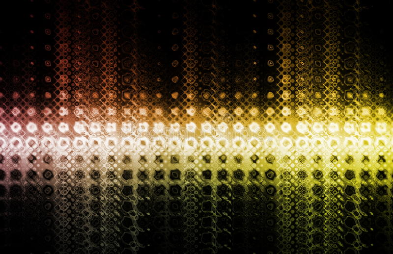 абстрактное цифровое ультрамодное бесплатная иллюстрация