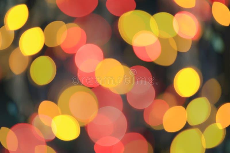 абстрактное bokeh предпосылки цветастое стоковая фотография rf