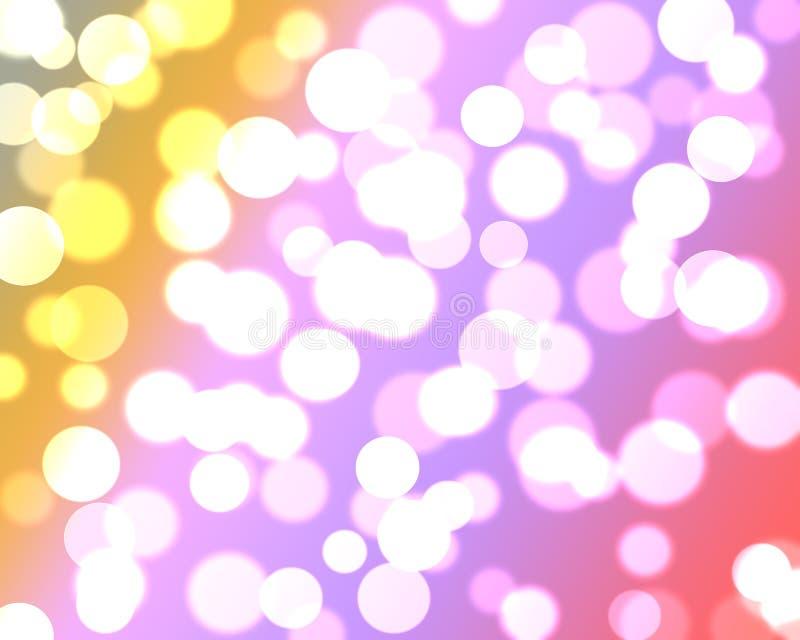 абстрактное bokeh предпосылки цветастое стоковое изображение rf