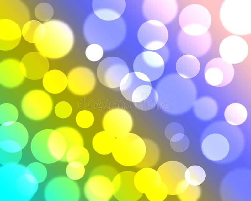 абстрактное bokeh предпосылки цветастое стоковое фото rf