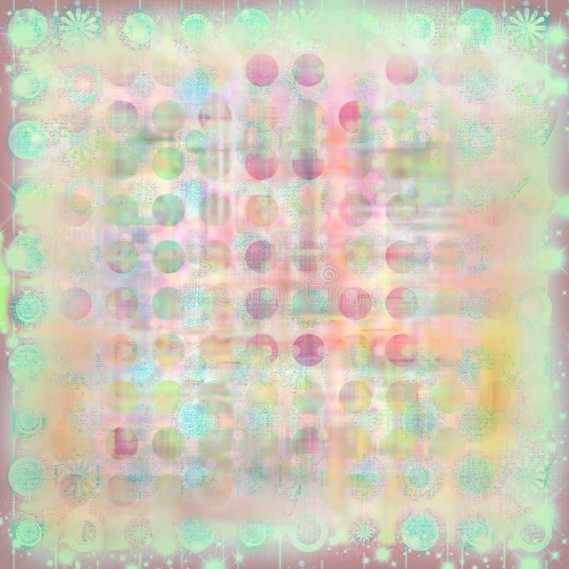 абстрактное grunge предпосылки мягкое иллюстрация вектора