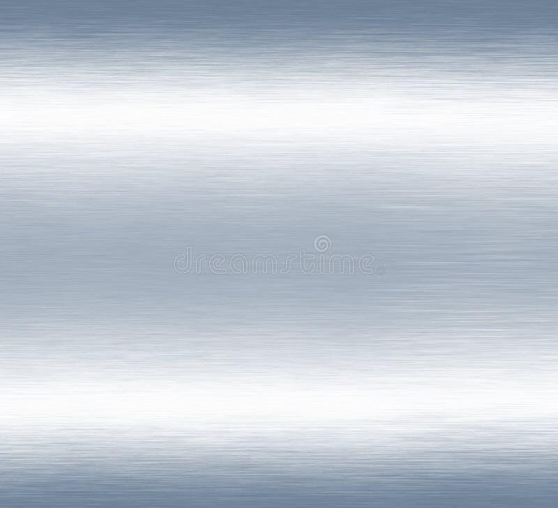 абстрактной металл почищенный щеткой предпосылкой бесплатная иллюстрация