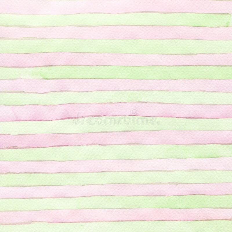 Абстрактной предпосылка акварели прокладки покрашенная рукой. стоковая фотография