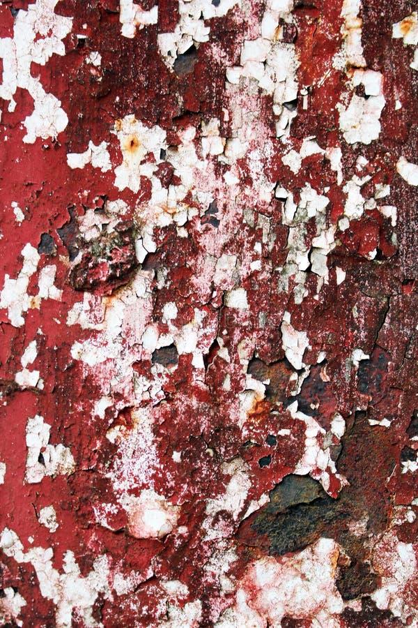 абстрактной треснутая предпосылкой текстура краски стоковая фотография