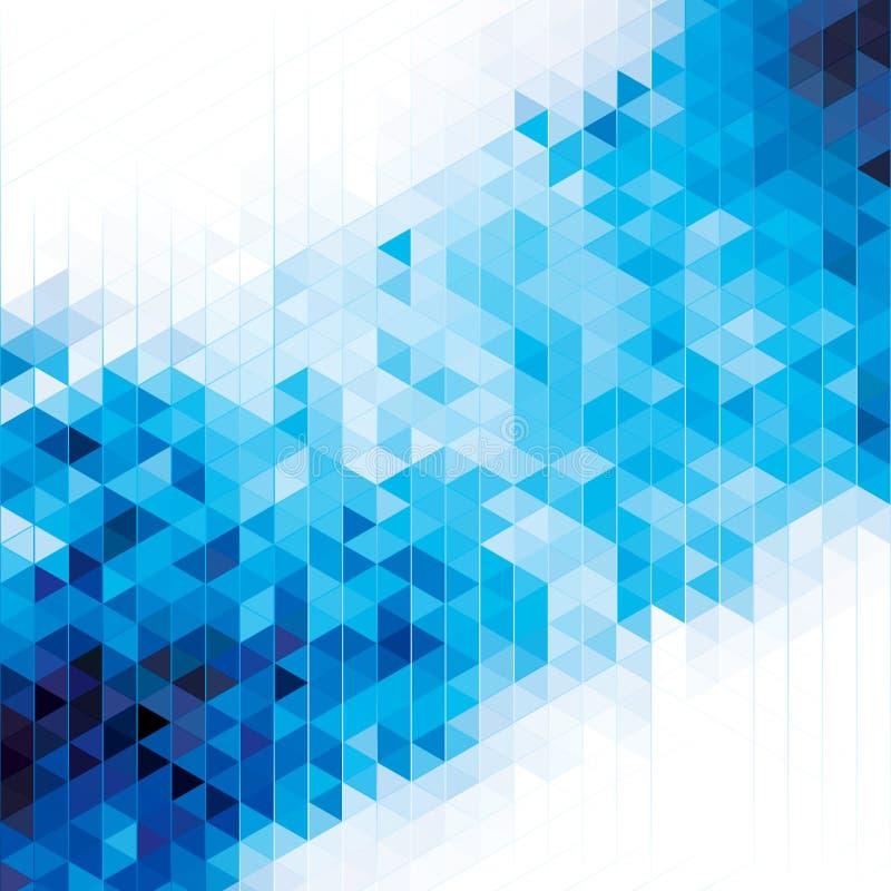 Абстрактные геометрические предпосылки. бесплатная иллюстрация