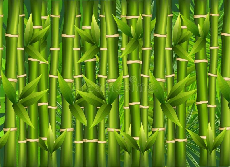 Абстрактные джунгли искусства стены текстуры иллюстрация штока