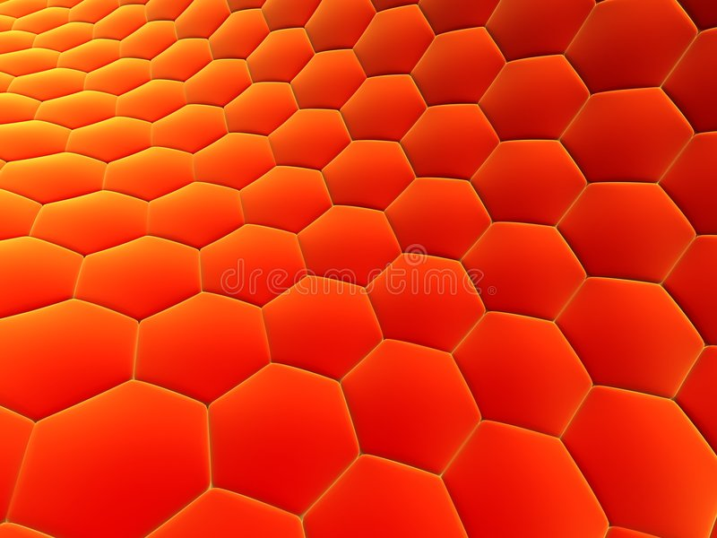 абстрактные клетки иллюстрация штока