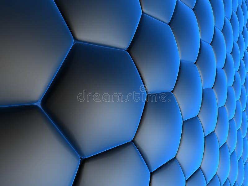 абстрактные клетки бесплатная иллюстрация