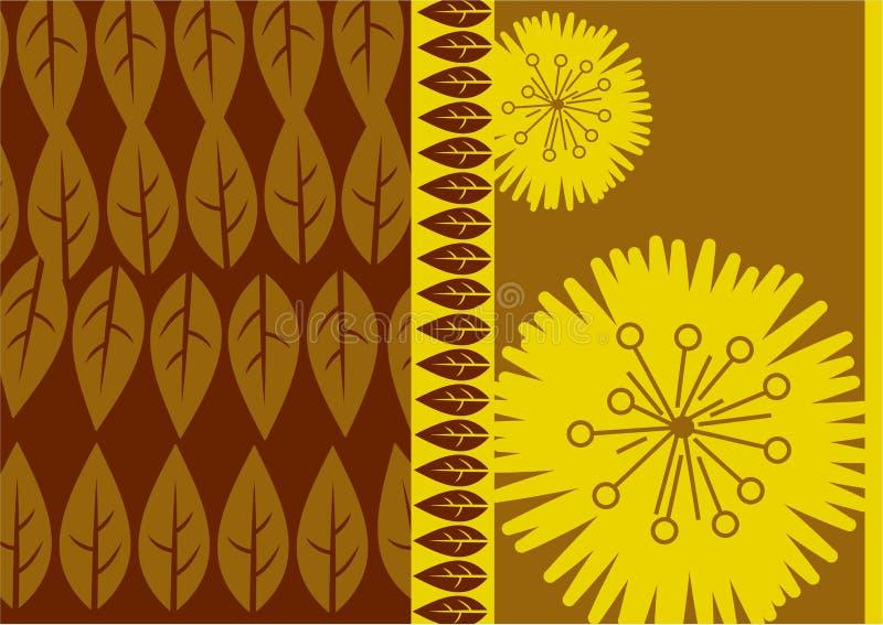 абстрактные листья бесплатная иллюстрация