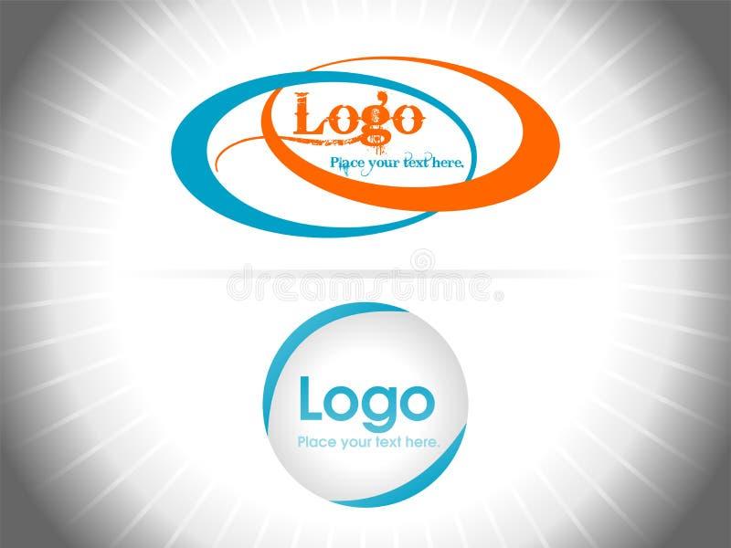 абстрактные логосы бесплатная иллюстрация