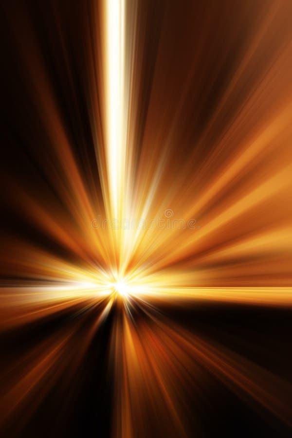 абстрактные лучи предпосылки стоковое фото