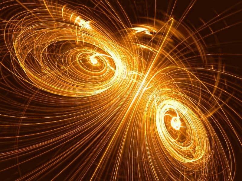 Download Абстрактные накаляя круги - цифров произведенное изображение Иллюстрация штока - иллюстрации насчитывающей иллюстрация, элемент: 81807022