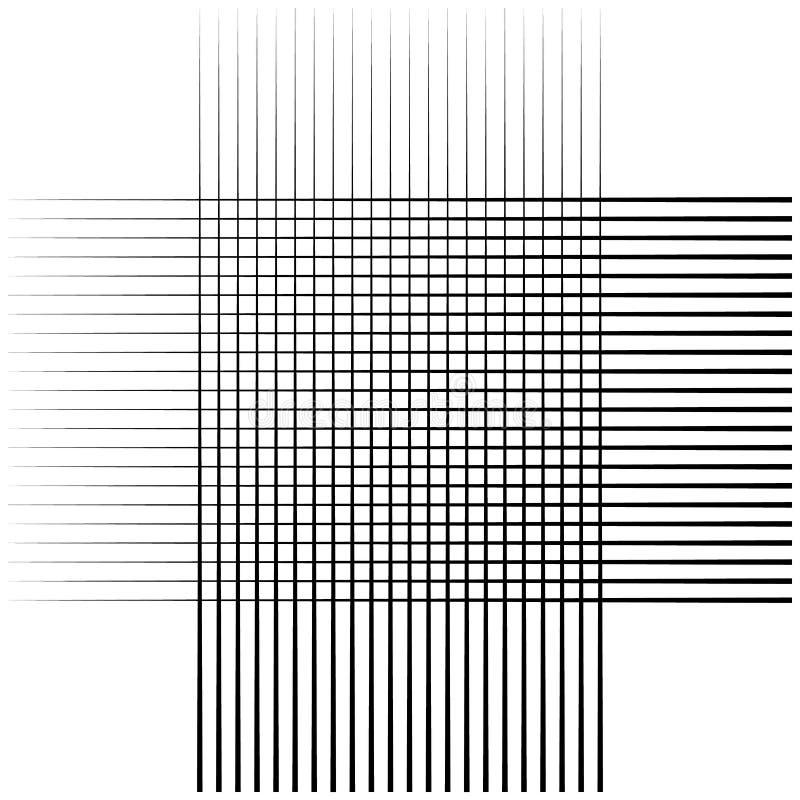 Download Абстрактные пересекая линии, картина отверстия щетки Иллюстрация вектора - иллюстрации насчитывающей абстракции, разносторонне: 81804182