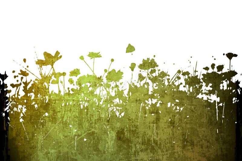 абстрактные предпосылки цветут текстуры стоковая фотография rf