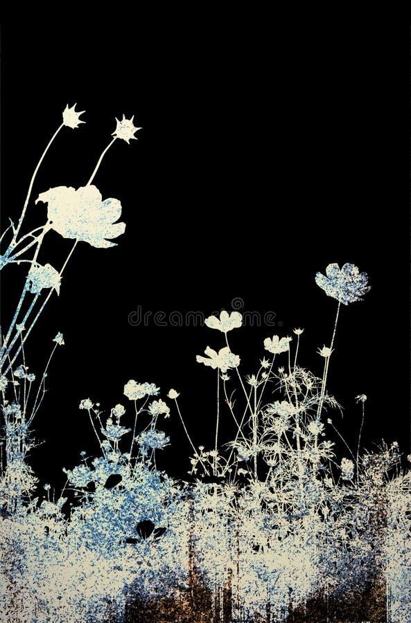 абстрактные предпосылки цветут текстуры бесплатная иллюстрация