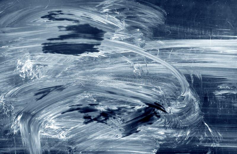 абстрактные пятна сини предпосылки стоковые фото