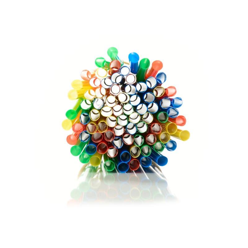 Абстрактные пластичные трубки бесплатная иллюстрация
