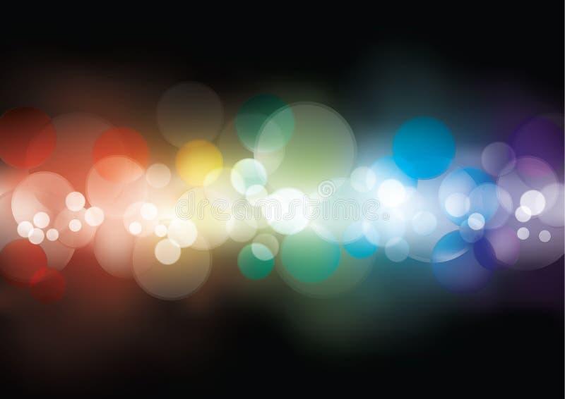 абстрактные света бесплатная иллюстрация