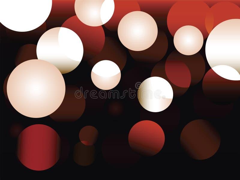 абстрактные света иллюстрация вектора