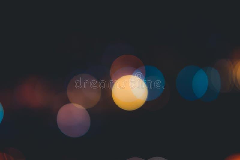 абстрактные света bokeh предпосылки стоковые изображения rf