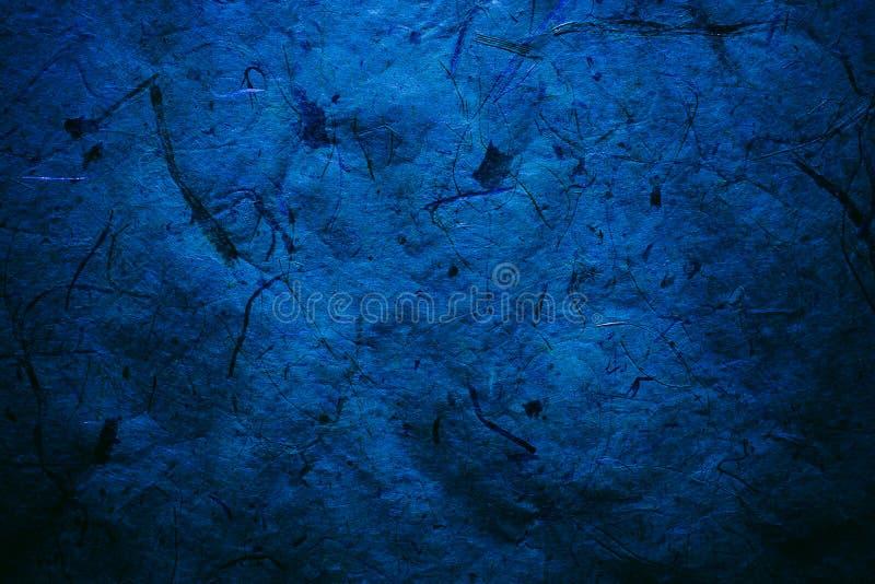 Абстрактные текстура и предпосылка сини военно-морского флота для дизайнеров сбор винограда фото предпосылки красивейший бумажный стоковое изображение