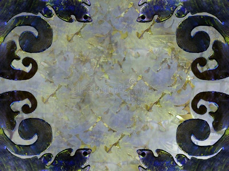 абстрактные украшения стоковое фото rf