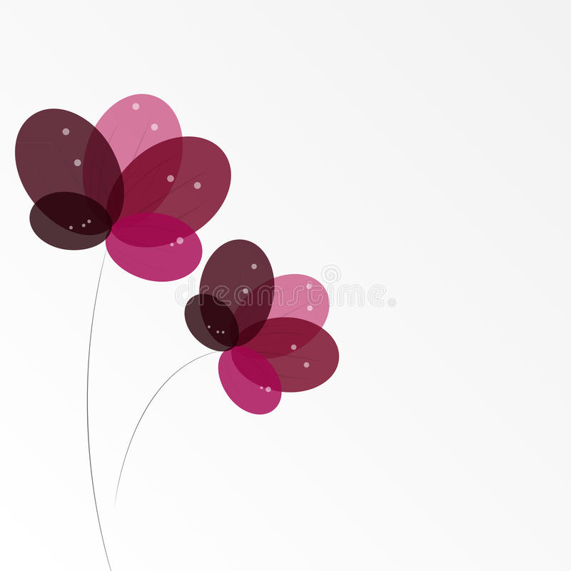 Download абстрактные цветки предпосылки также вектор иллюстрации притяжки Corel Иллюстрация вектора - иллюстрации насчитывающей орнамент, иллюстрация: 40585371