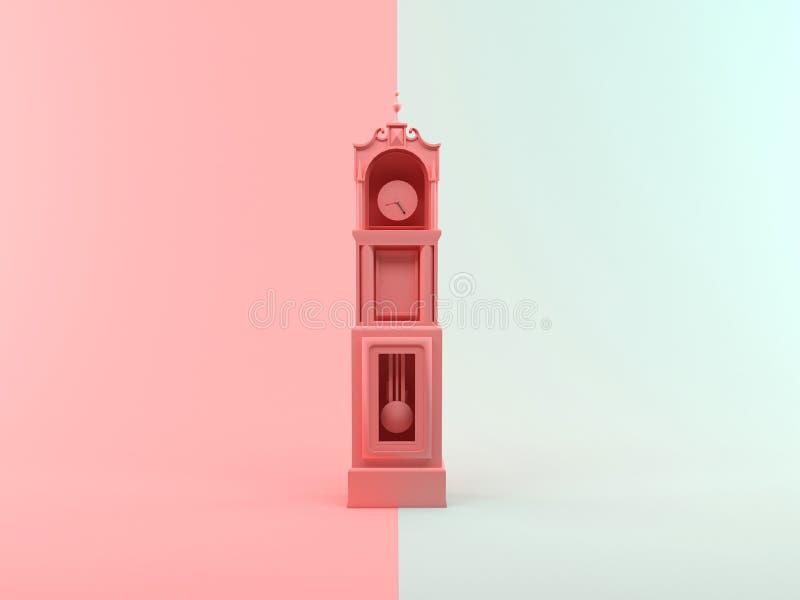 Абстрактные часы перевода 3D бесплатная иллюстрация