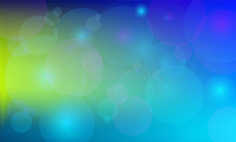 абстрактные шикарные света бесплатная иллюстрация
