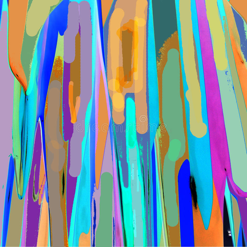 абстрактные surfboards стоковое фото