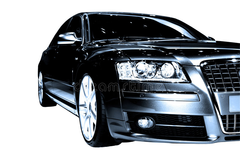 абстрактный автомобиль стоковая фотография