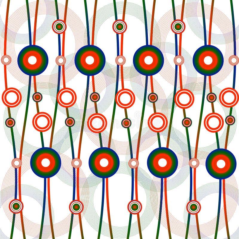 абстрактный вектор иллюстрации предпосылки иллюстрация штока