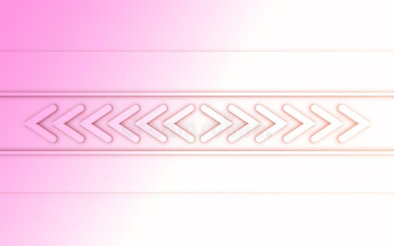 абстрактный вектор предпосылки искусства стрелок бесплатная иллюстрация