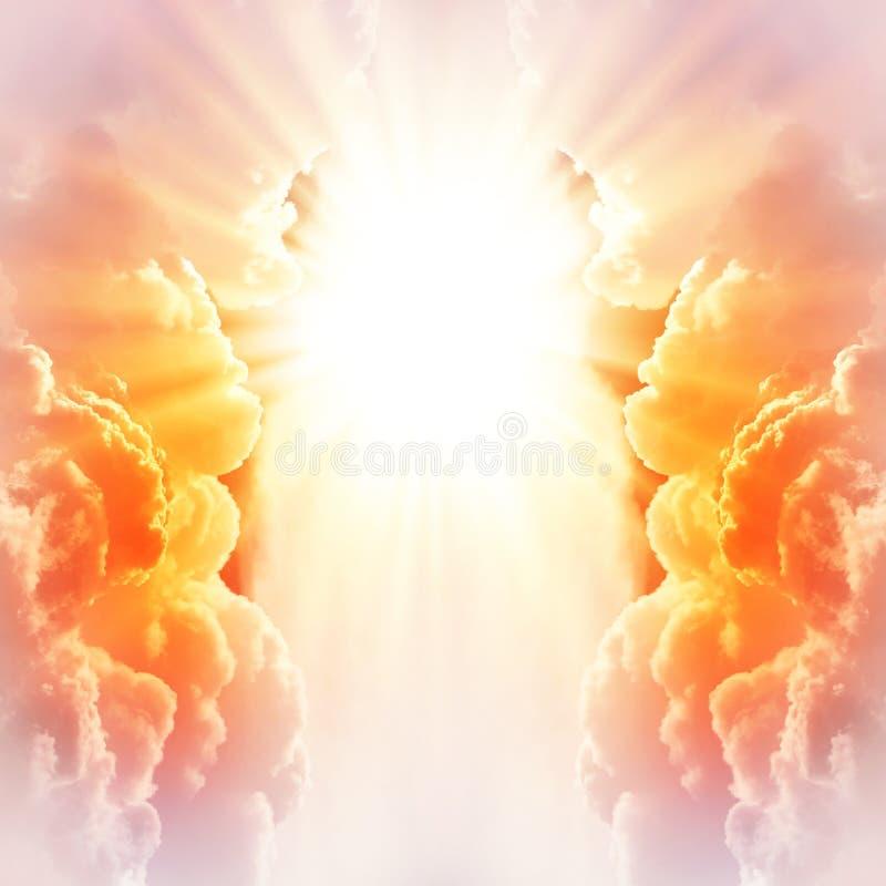 Абстрактный взрыв энергии стоковое изображение rf