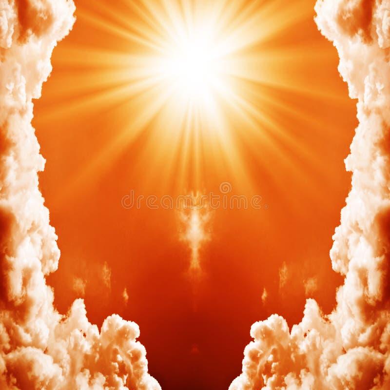 Абстрактный взрыв энергии стоковая фотография rf