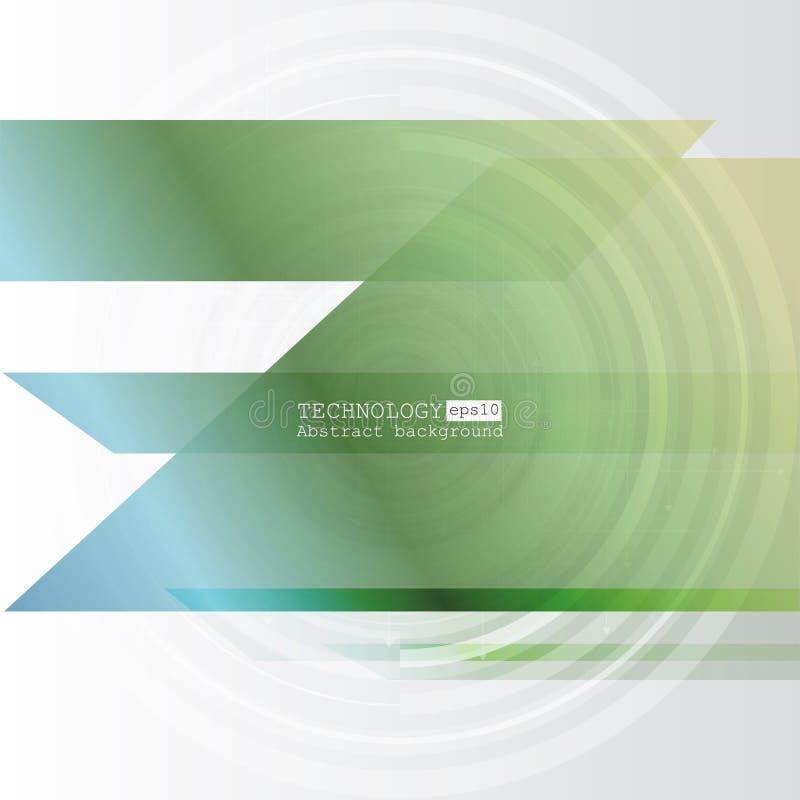 Абстрактный высок-техник, инженерство, машина, концепция технологии Предпосылка технологии вектора абстрактная футуристическая бесплатная иллюстрация