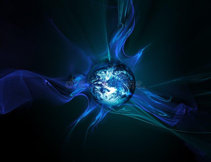 абстрактный глобус бесплатная иллюстрация