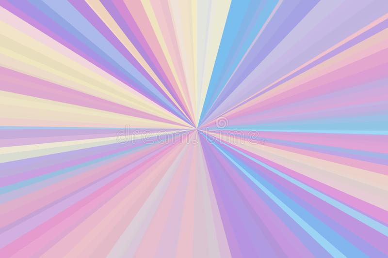 Абстрактный голографический неон излучает предпосылку Красочная конфигурация пучка излучения нашивок Цвета тенденции стильной илл стоковое фото