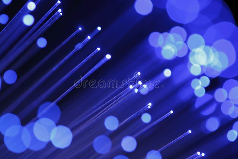 абстрактный голубой источник света стоковое изображение