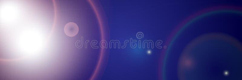 абстрактный голубой свет состава стоковые изображения rf
